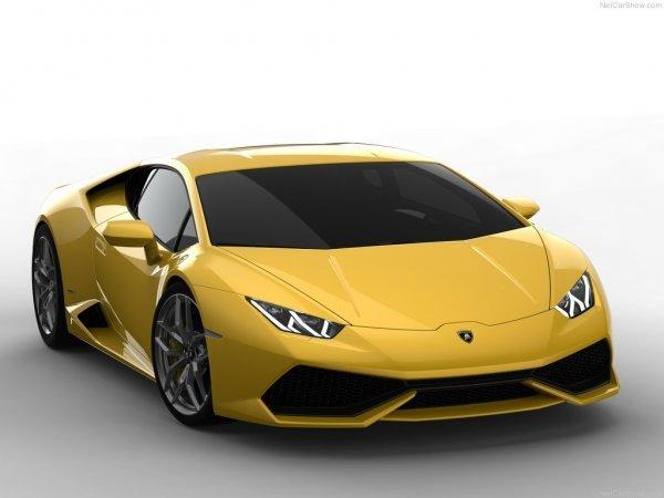 Обзор Lamborghini Huracan LP 610-4