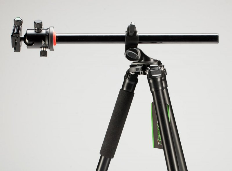 Обзор штатива GreenBean ProMaster 601BH