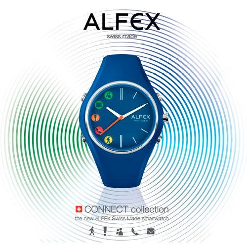 Обзор умных часов Alfex Sight из коллекции Connect