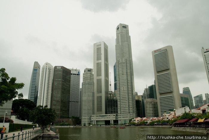 Один день в Сингапуре (Сингапур)