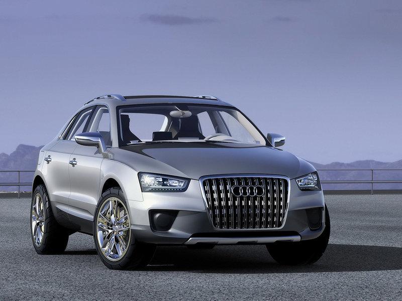 Описание Audi Cross Coupe Quattro Study 2007 (Ауди) на BestCars in UA