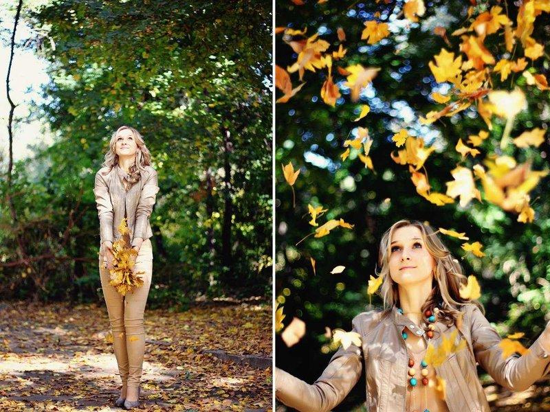 Осенняя фотосессия | Идеи для фотосессий. Уроки фотографии | eskant-foto.ru