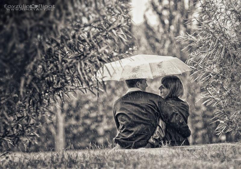Осенняя свадебная фотосессия на природе под дождём – идеи для свадебной фотосъёмки осенью в ярких красках