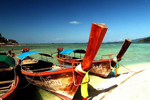 острова Тайланда фото