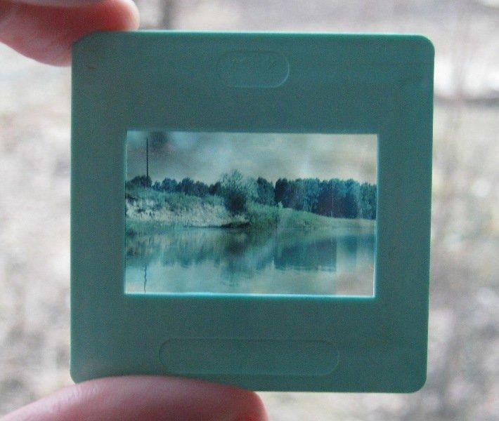 Оцифровка слайдов и плёнок «на коленке» | Фото блог