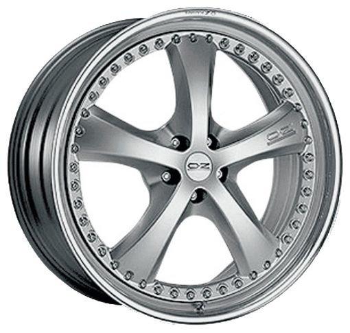 OZ Racing Vela 7x15/5x114.3 ET40 Silver