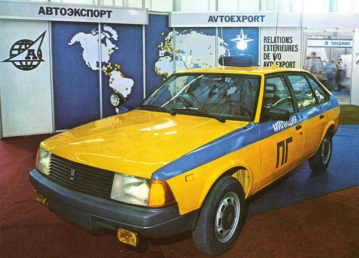 :: Перегляд теми - Москви́ч-2141 (1986-1998)