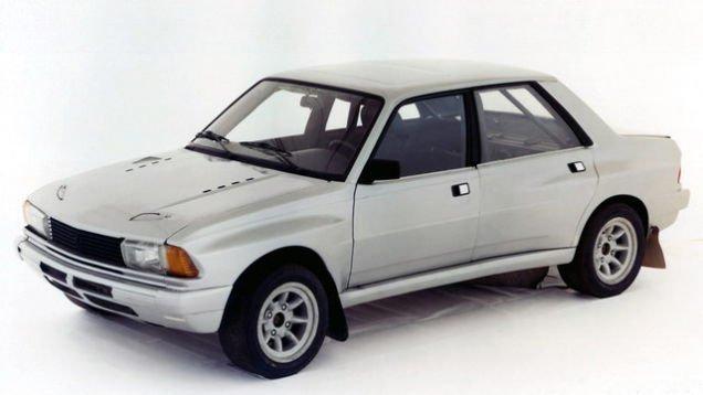 Peugeot 305 Rallye V6