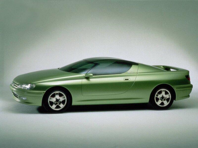 Peugeot 406 Toscana Concept