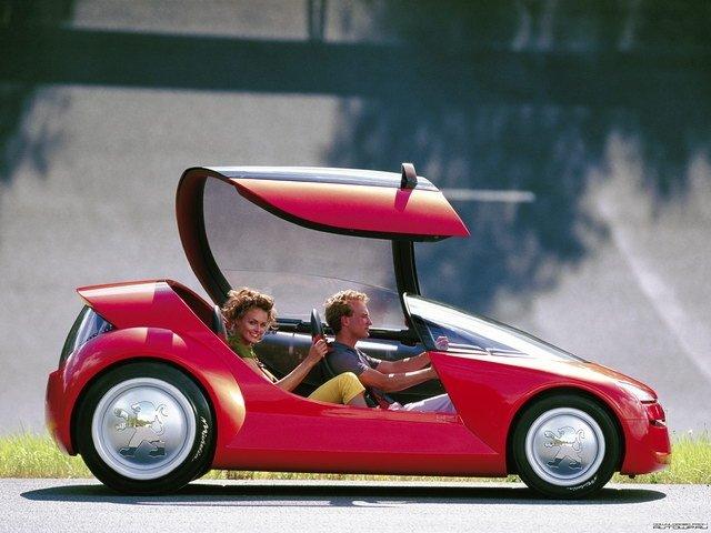 Peugeot Bobslid Concept