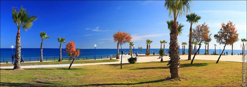 Playa Flamenca, Испания