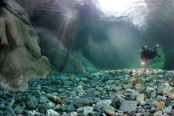 подводные фото.
