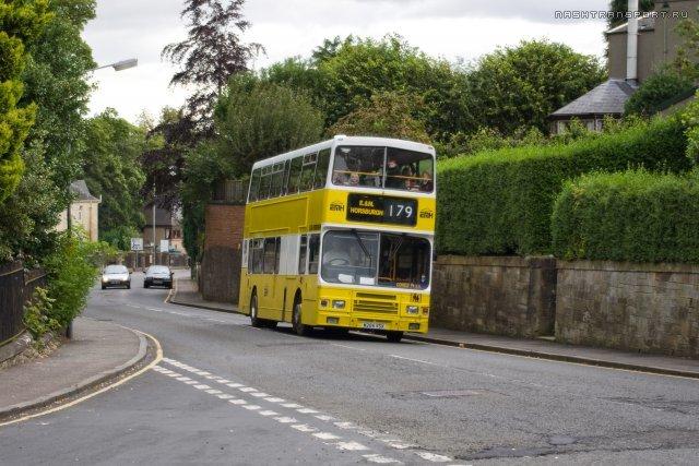 Поговорим о двухэтажных автобусах - Наш транспорт (Моё метро)