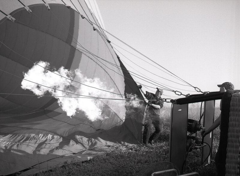 Полёт на воздушном шаре  |  Блог Сергея Короля