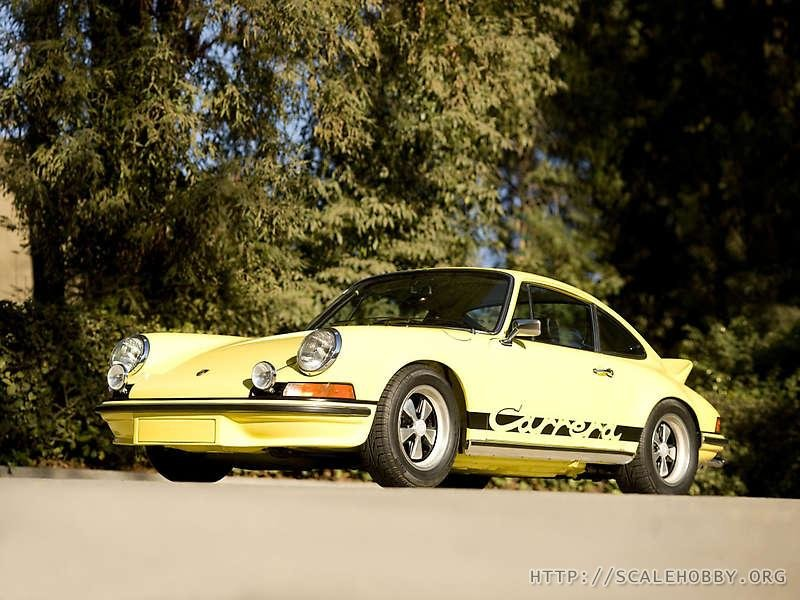 Porsche 911 Carrera RS 2.7 Sport (911) '1972–73