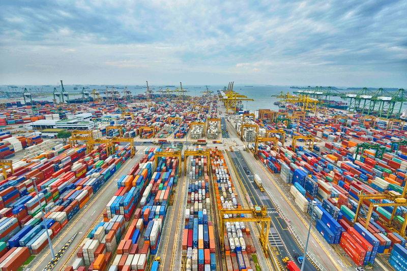 «Порт Сингапур» / Блог компании ua-hosting.company / Хабрахабр