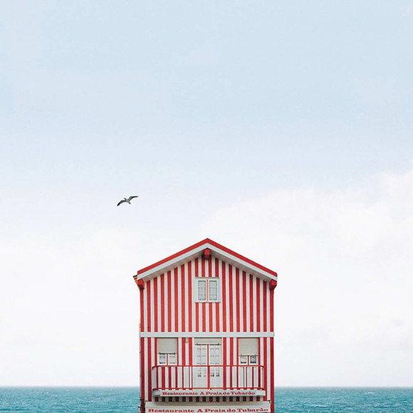 Португальский минимализм в фотографиях Manuel Pita