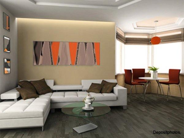 Постеры в интерьере - стильное украшение помещения