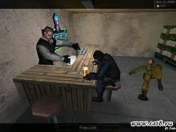 Приколы Counter-Strike 1.6 | Прикольные картинки КС 1.6