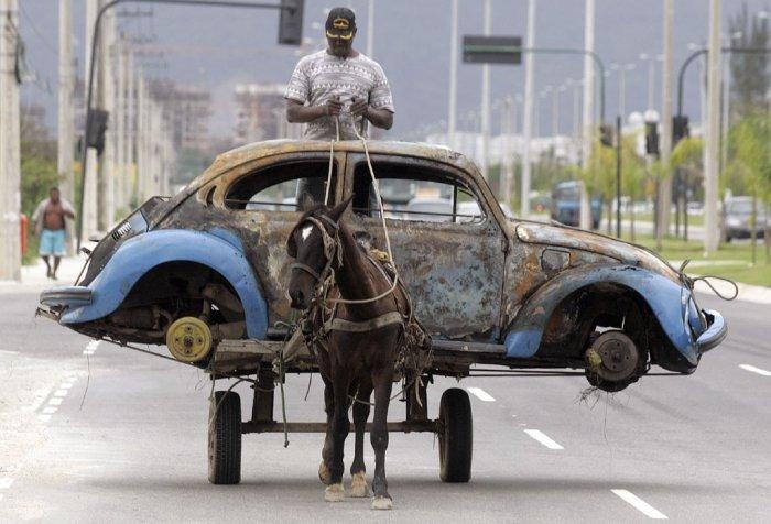 Приколы на дорогах.(11 фото) - Утканос