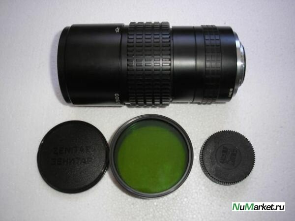 Продам объектив Телезенитар К 300mm f/4.5, Екатеринбург