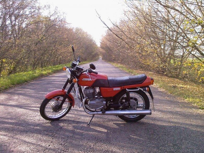 """Рассказ о восстановлении мотоцикла """"Ява"""" 1987 года"""