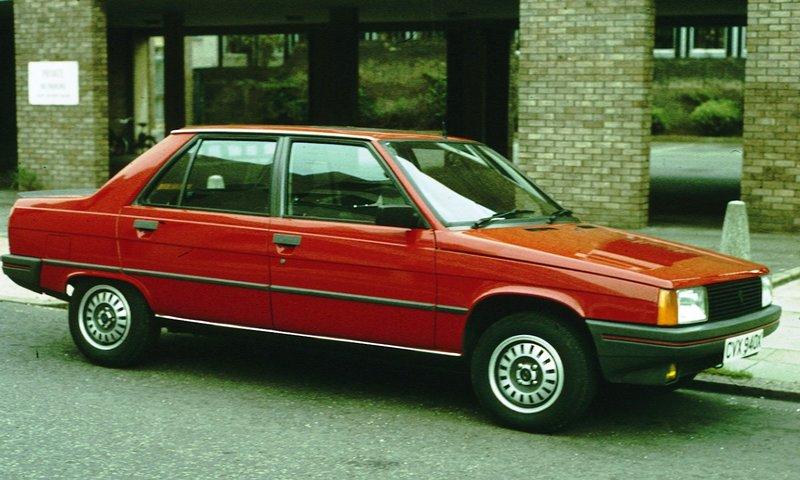 Renault 9 ФОТО #1