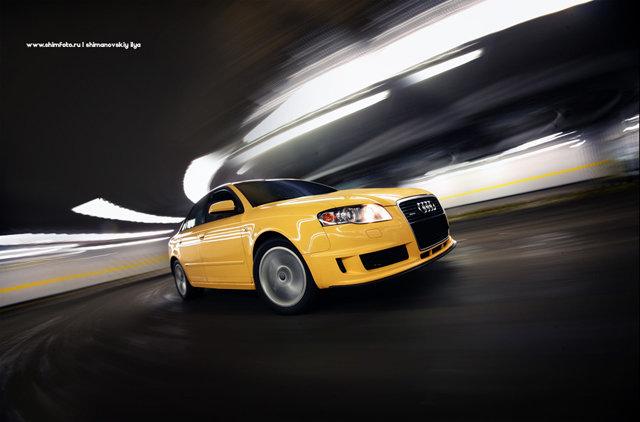 Ригшот и с чем его едят (много фото) - Audi Клуб