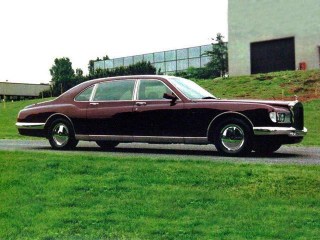Rolls-Royce Majestic by Bertone '1995