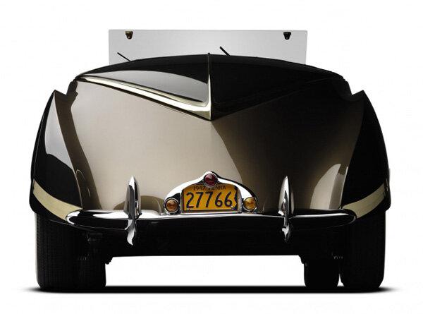 Rolls-Royce Phantom III Vutotal Cabriolet by Labourdette