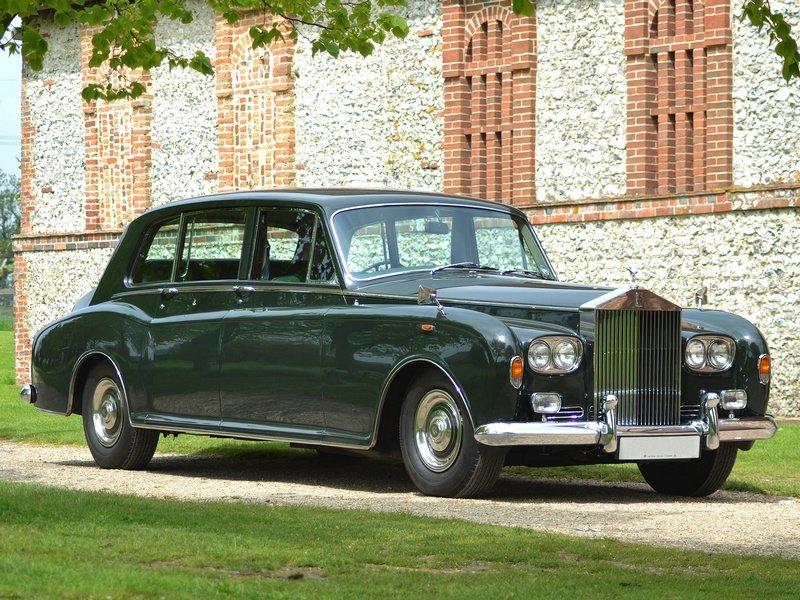 Rolls-Royce Phatom IV