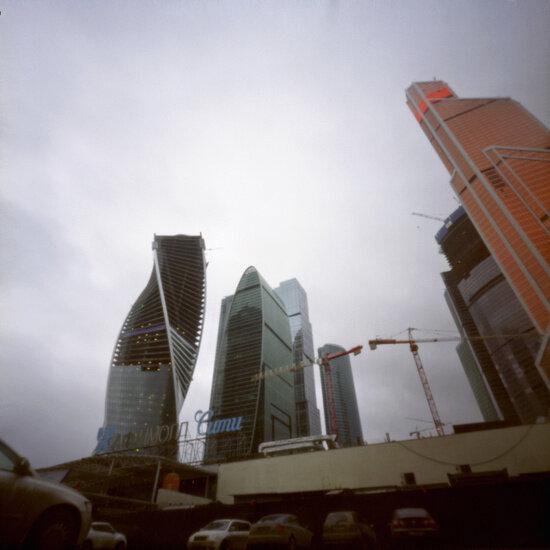 Русский пинхолист Иван Кочетов