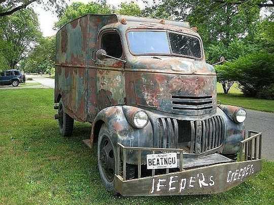 Самые страшные грузовики из мира кино - Грузовой Ру