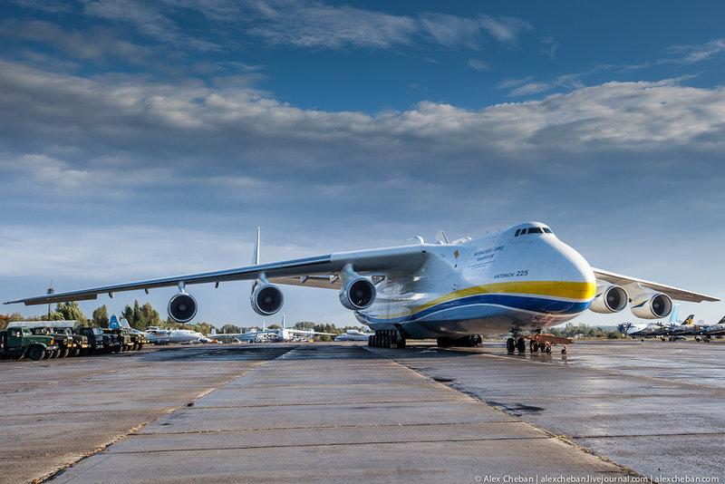 Самый большой в мире самолет. Сделано в Украине!: alexcheban