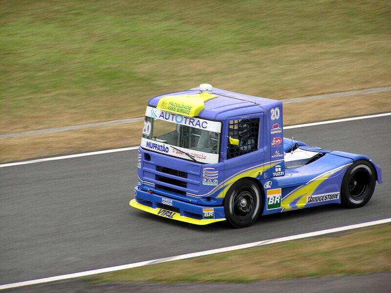 Scania Formula Truck G470