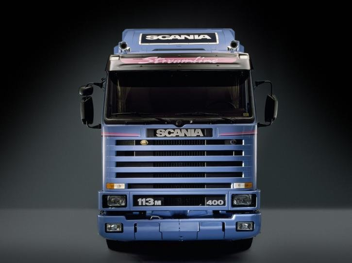 Scania R113M 4x2 Streamline