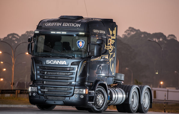 Scania R480 Griffin Edition