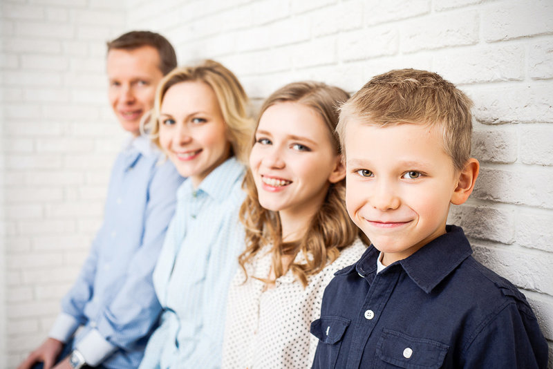 дети фото. семейное фото