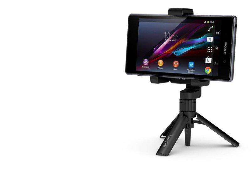 Штатив для смартфона SPA-MK20M— универсальность и совместимость