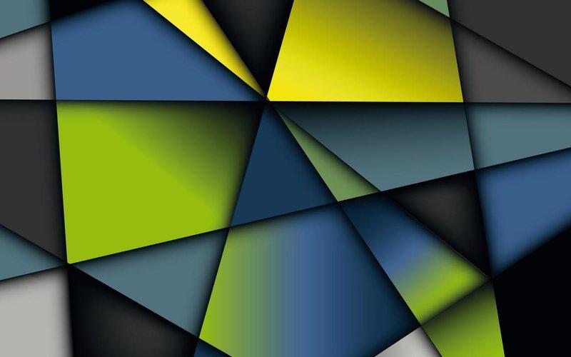 Скачать полосы, линии, панели, формы, цветные для рабочего стола - раздел абстракции 1280x800