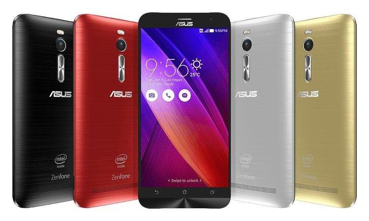 Смартфон ASUS ZenFone 3 получит дактилоскопический сенсор