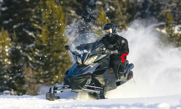 Снегоходы: главный критерий выбора — безопасность — Блог —  Зеленый чемодан