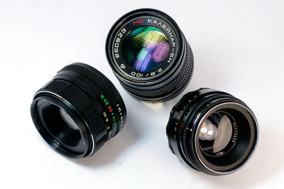 Советская оптика на цифровых фотоаппаратах   Про Фото