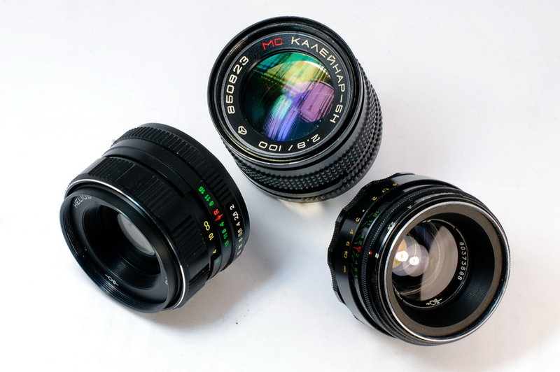 Советская оптика на цифровых фотоаппаратах | Про Фото