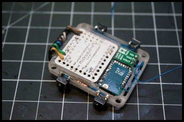 Создайте свои умные часы, наподобие Pebble / Блог им. topa_biser / Блоги по электронике