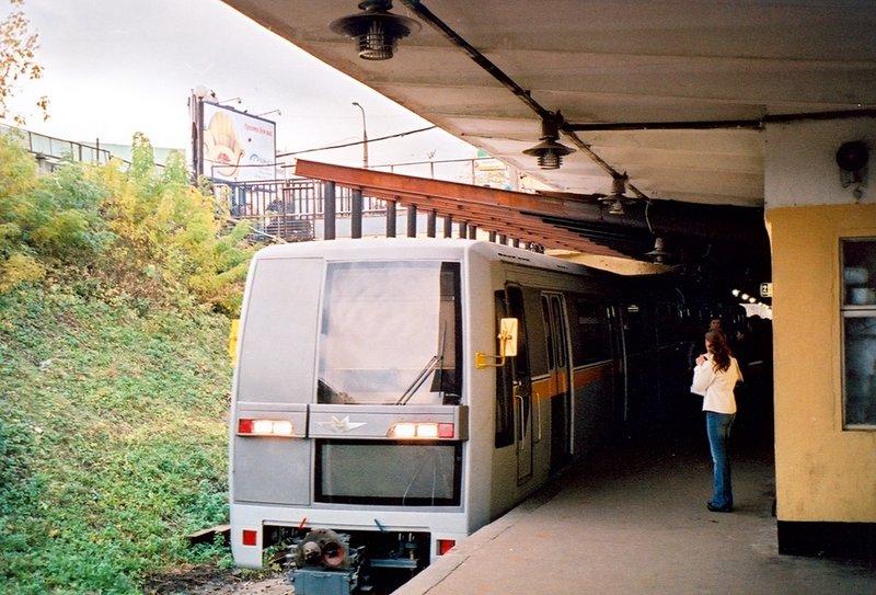 Станция Багратионовская