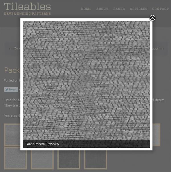 Subtle Patterns: фоновые текстуры для вашего сайта / Хабрахабр