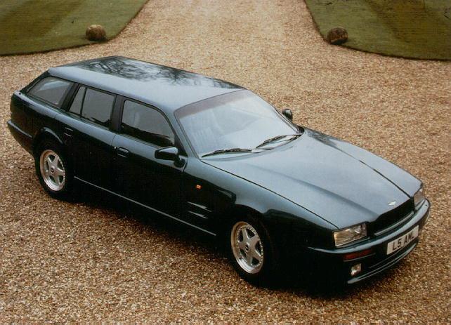 Суперавтомобили - Aston Martin Lagonda Limited