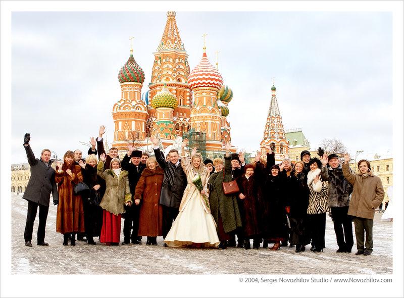 Свадебная фотосессия зимой - Свадьба.Биз