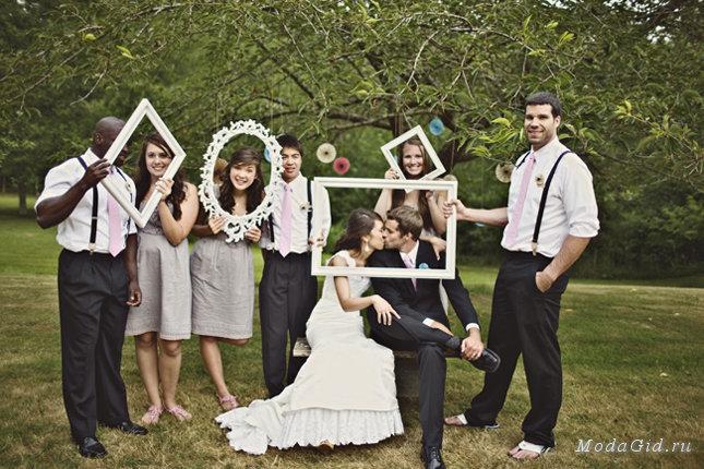 Свадебная мода: Креативные идеи для свадебных фотосессий